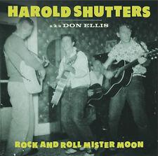 HAROLD SHUTTERS (Don Ellis) Rock & Roll Mister Moon LP New Goldenrod Bee singles