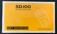 Beta Aivin Soft DIstortion Pedal SD-100 EQ Sustain Control