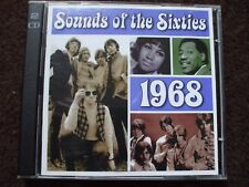 Time Life - Sounds Of The Sixties 1968.Double CD.Both Discs Are In Ex Condition