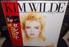 LP  KIM WILDE - SELECT    JAPAN   1982   w/OBI  MINT / wie Neu