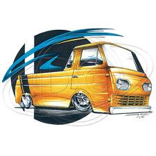 Ford Econoline Pickup Custom Truck T-shirt 100% Cotton Adult Small to XXXXXL