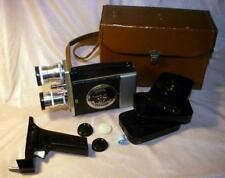 KIEV-16S-3 16mm movie camera Industar-50 & RO-51 lens Bell & Howell 200-T copy