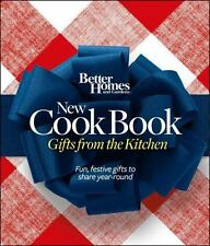 Better Homes and Gardens New Cook Book 15th Edition: Gifts from the Kitchen (Be