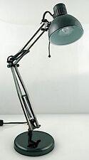 Lloytron L855BH Studio Poise Halogen Hobby/desk Lamp Black Chrome