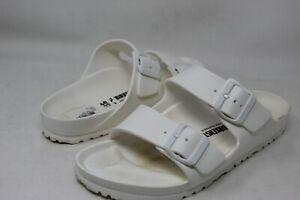 Pre-Owned Birkenstock Unisex Eva Waterproof White Sandal Size W(9) M(7) (40)