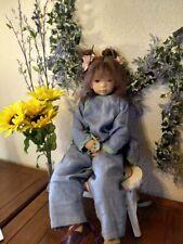 New listing Li Fan Fan 149/277 Annette Himstedt Kinder 2003 Collection - with Box & Coa