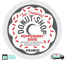 Donut Shop Peppermint Bark Keurig Coffee 18 K-cups