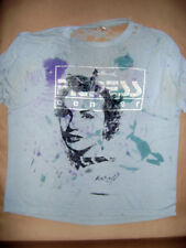 MARILYN MONROE PAINTING T-SHIRT 1/1 original aelhra shepard fairey obey giant