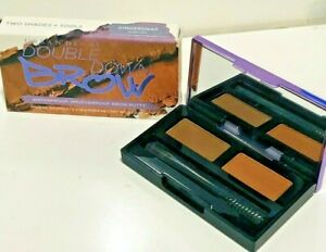 URBAN DECAY DOUBLE DOWN BROW WATERPROOF SMUDGE PROOF BROW PUTTY  GINGERSNAP