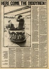30/10/82PGN31 ARTICLE & PICTURE : THE DANCING DID (MARTIN DORMER & TIM HARRISON)