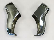 NEW 55 CHEVY BEL AIR 150 210 CHROME FRONT BUMPER GUARD SET * BU13-55GF