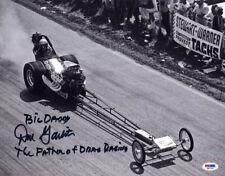 Don Garlits SIGNED 11x14 Photo Big Daddy Swamp Rat NHRA PSA/DNA NHRA AUTOGRAPHED