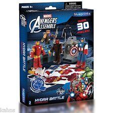 Marvel Avengers Assemble Paper Craft - Hydra Battle PaperCraft Iron Man