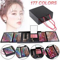 Pro 177 Color Makeup Cosmetic Eye Shadow Blush Palette Set Full Big Kit Beauty
