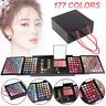 Pro 177 Color Makeup Cosmetic Eye Shadow Blush Palette Set Full Big Kit Beauty