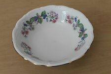 """Walbrzych China Dinnerware Garland Vegetable or Serving Bowl 9"""""""