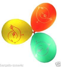 12 x Charlie e Lola Party Palloncini Con Nastro 5m Kids Party Bag Compleanno GIF