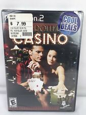 High Roller's Casino PlayStation 2 Factory Sealed Brand New Complete PS2