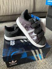 Adidas Superstar Star Wars Infant/toddler Size Uk6 Rare BNIB