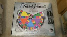 NEW IN BOX Trivial Pursuit Silver 25th Anniversary Coffee Table Edition