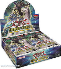 YuGiOh! Shadows in Valhalla 1st Edition Box x24 Booster Packs - PREORDER