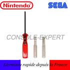 Embout Gambit - Tournevis Triwing pour Nintendo NES SNES N64 Sega Game gear