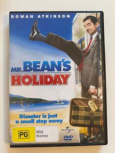 Mr Bean's Holiday - DVD **Free Postage** Rowan Atkinson