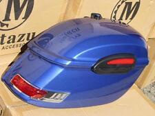 RS Hard Saddle bags fits YAMAHA VSTAR V STAR 650 1100 1300 ROADLINER Cobalt Blue