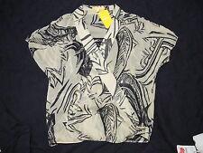 BiBA Bluse mit Top Ethno Chic black Gr.38**NEU