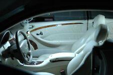 Chrysler 300C LED Xenon White Interior Lights Bulbs Kit