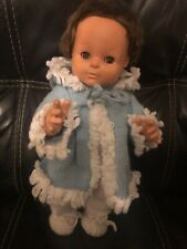 Vintage 1980's Fisher Price Julie In Knitted Outfit