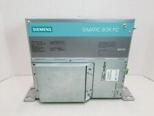 Siemens SIMATIC Box PC 627B (DC) 6ES7647-6BA26-0BB0 Industrial PC w/ CP 5613 A2