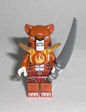 LEGO Legends of Chima - Trakkar - Figur Minifig Tiger Kommandozentrale 70224