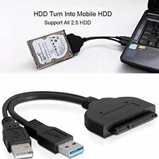 Kaico Sata to Usb 3.0 - Sata to Usb Adapter - Usb to Sata - Hard Drive Cable -