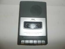 Rca Rp3504 Cassette Shoebox Voice Recorder - Used Great Condtion