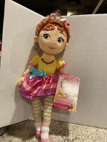 Disney Store Fancy Nancy Doll Plush New