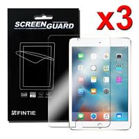"3 x Clear Screen Protector For New iPad 9.7"" 2017 iPad Air iPad mini iPad Pro"