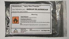Indian Black-head Ali powder,,  200 grams  4000--5000  MESH finest Quality