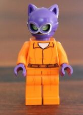 NEW LEGO Minifig- Prison Jumpsuit Catwoman - from LEGO set 70912