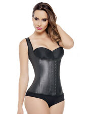 Ann Michell Waist Vest Corset Latex 2027 Colombian Gym Trainer Cincher
