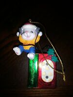MELODY MOUSE ORNAMENT CHRISTMAS AROUND THE WORLD HOUSE OF LLOYD 1995 LUSTRE FAME