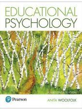 Educational Psychology by Anita Woolfolk 14th ed Int'l Paperback