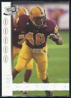 2003 Press Pass JE Tin Football Card #CT39 Terrell Suggs