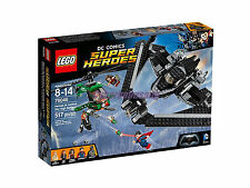 Lego Super Heroes 76046 Heroes of Justice: Sky High Battle MISB