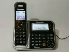 Panasonic KX-TG7871 Link2Cell Bluetooth Cordless Phone KX-TGA680 & Ansr Machine
