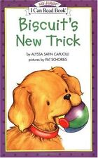 Biscuits New Trick (My First I Can Read) by Alyssa Satin Capucilli