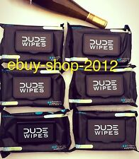 DUDE WIPES 6- 48 Wipe PACKS🚽288 Wipes 😳$pecial Spring Sale!🚨