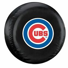 Chicago Cubs Large Spare Tire Cover [NEW] Vinyl Car Wheel Auto CDG
