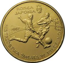 2 zl 2002 - Polen - Fussbal WM - Korea/Japan