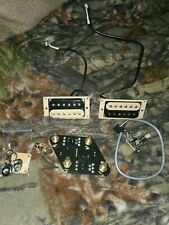 Usa Gibson Les Paul 61 Pickup Set Zebra